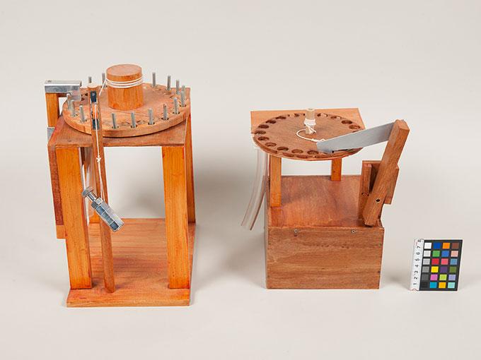 藤健一先生による動物実験用機器の動作模型1-1