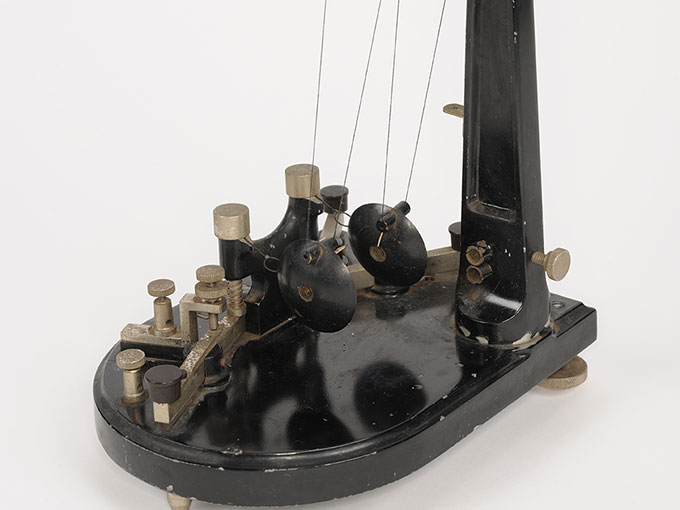 反応時間検査器サンフォード氏振子測時計バーニアクロノスコープ