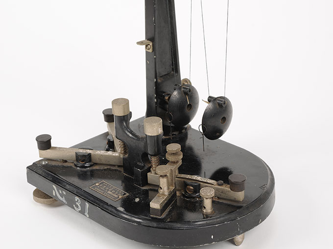 反応時間検査器サンフォード氏振子測時計バーニアクロノスコープ2