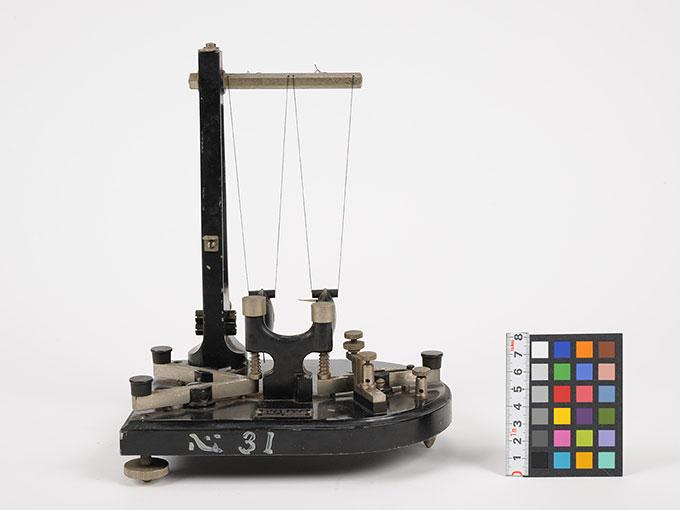 反応時間検査器サンフォード氏振子測時計バーニアクロノスコープ3