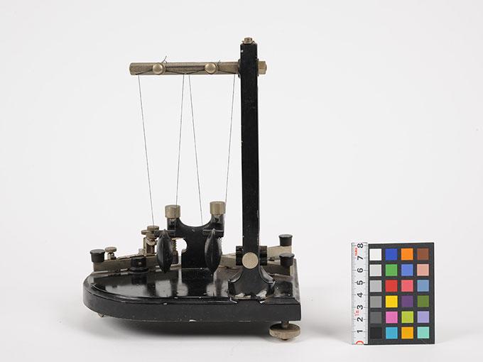 反応時間検査器サンフォード氏振子測時計バーニアクロノスコープ5
