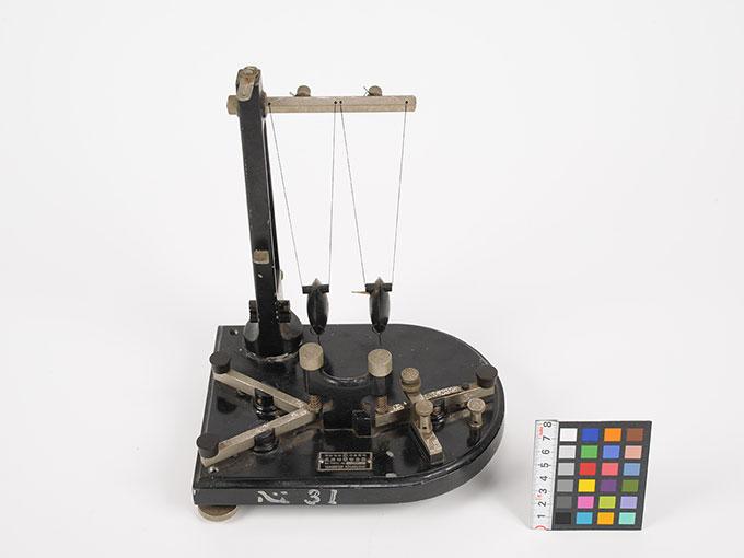 反応時間検査器サンフォード氏振子測時計バーニアクロノスコープ7