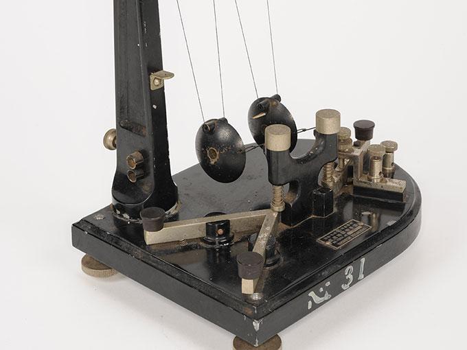 反応時間検査器サンフォード氏振子測時計バーニアクロノスコープ8