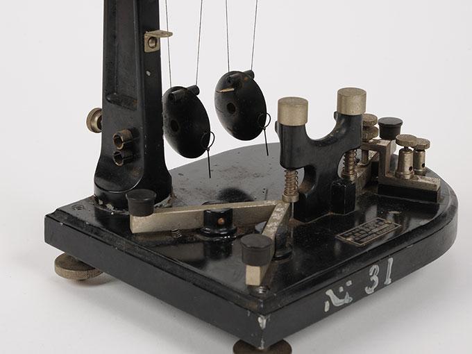 反応時間検査器サンフォード氏振子測時計バーニアクロノスコープ9