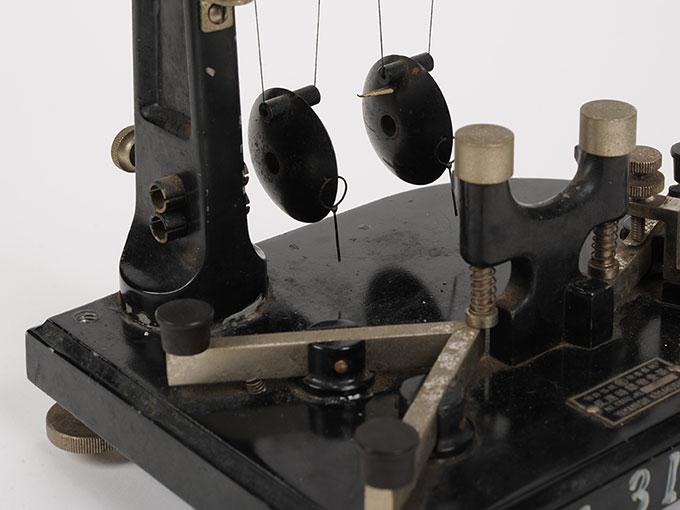 反応時間検査器サンフォード氏振子測時計バーニアクロノスコープ10