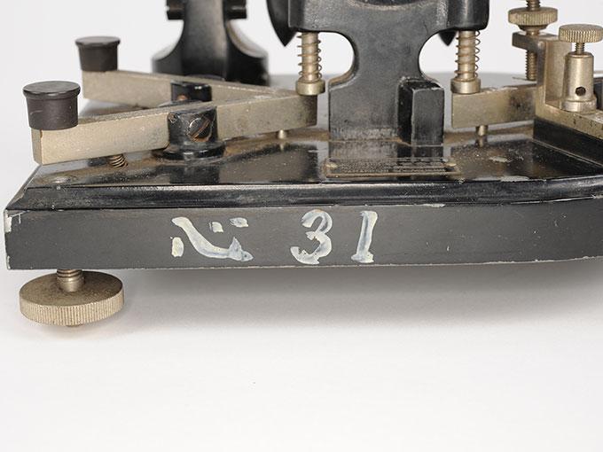 反応時間検査器サンフォード氏振子測時計バーニアクロノスコープ12