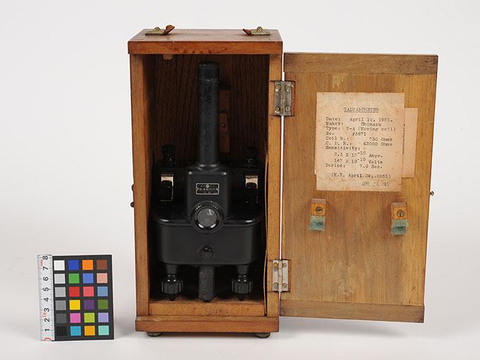 反照検流計R型標準反照検流計ガルバノメーター12