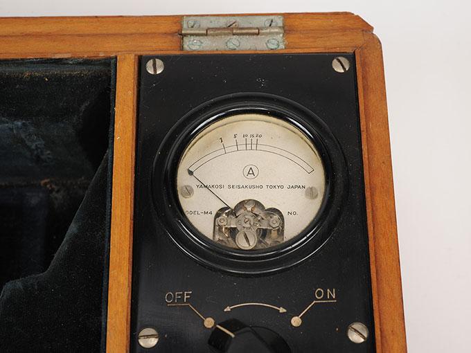 照度計労研精密照度計6