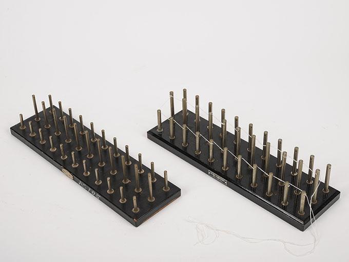 糸挿検査具選別力検査器