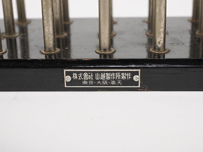 糸挿検査具選別力検査器5