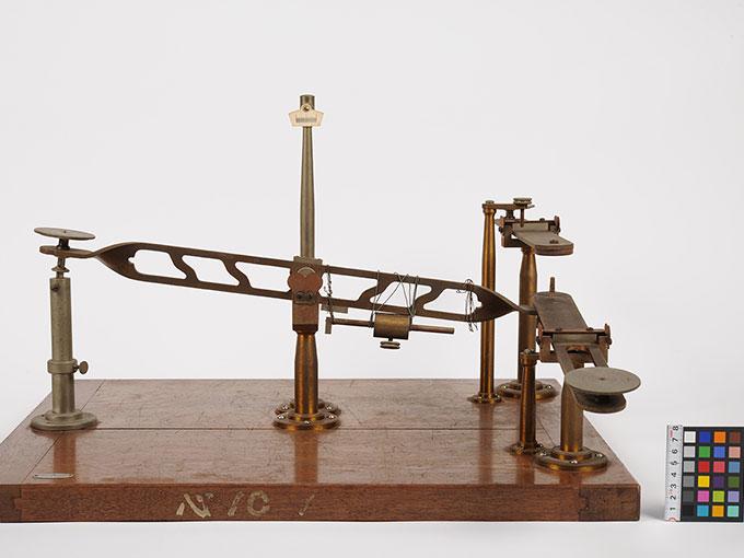 ヴントの圧秤ヴント氏圧秤2