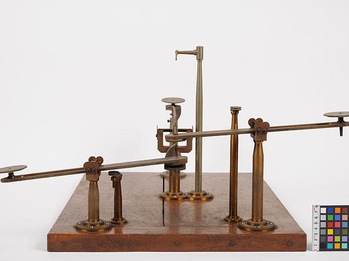 ヴントの圧秤ヴント氏圧秤4