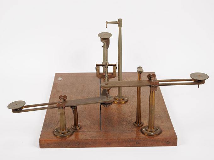 ヴントの圧秤ヴント氏圧秤5
