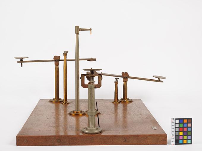 ヴントの圧秤ヴント氏圧秤7