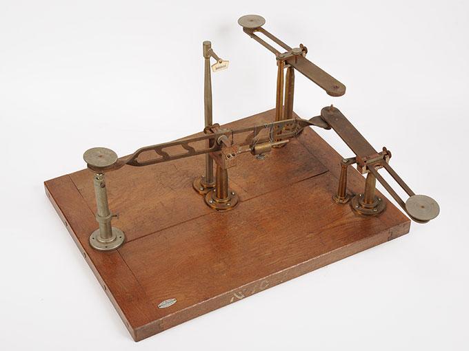 ヴントの圧秤ヴント氏圧秤8