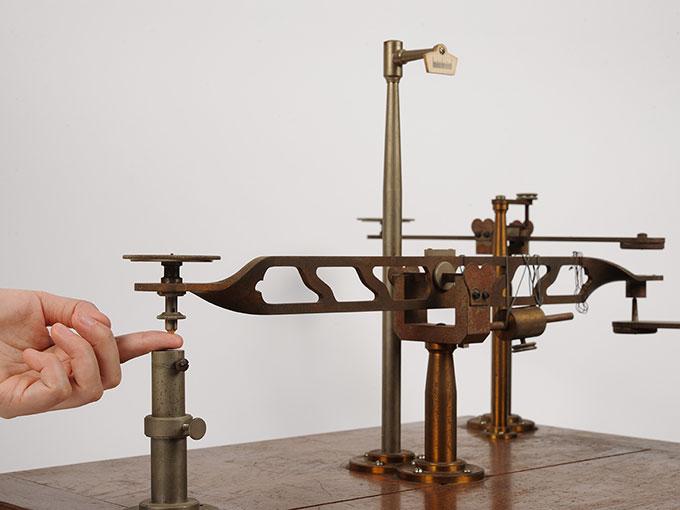 ヴントの圧秤ヴント氏圧秤14