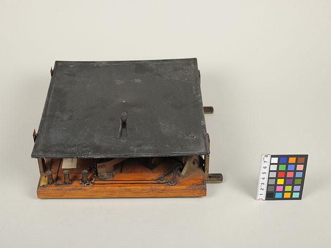 ヴィルトの思考学習装置ヴィルト(Wirt)氏記憶機械2