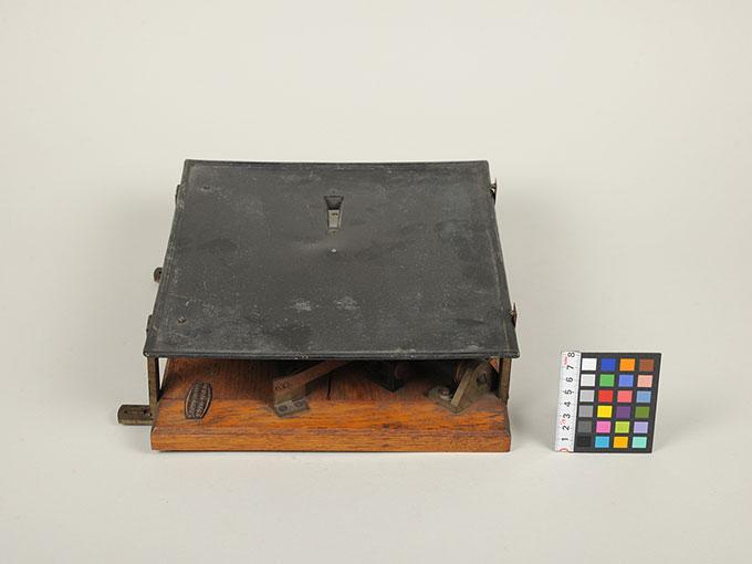 ヴィルトの思考学習装置ヴィルト(Wirt)氏記憶機械4