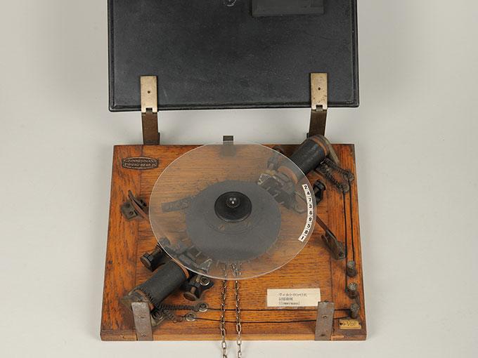 ヴィルトの思考学習装置ヴィルト(Wirt)氏記憶機械5