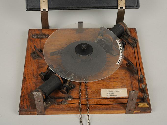 ヴィルトの思考学習装置ヴィルト(Wirt)氏記憶機械6