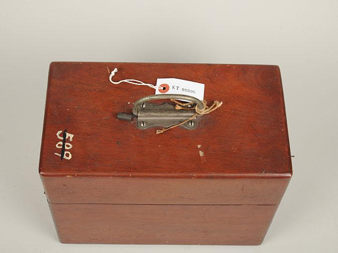 シーショアの聴力測定器シーショア氏聴力測定器