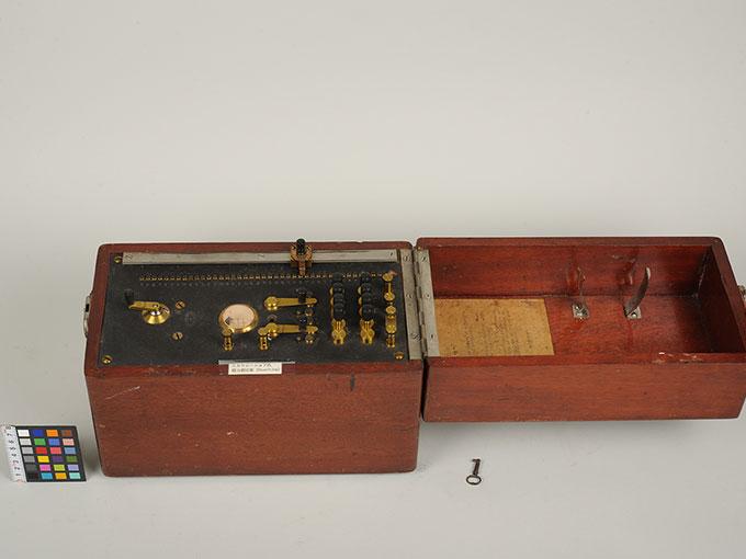 シーショアの聴力測定器シーショア氏聴力測定器5