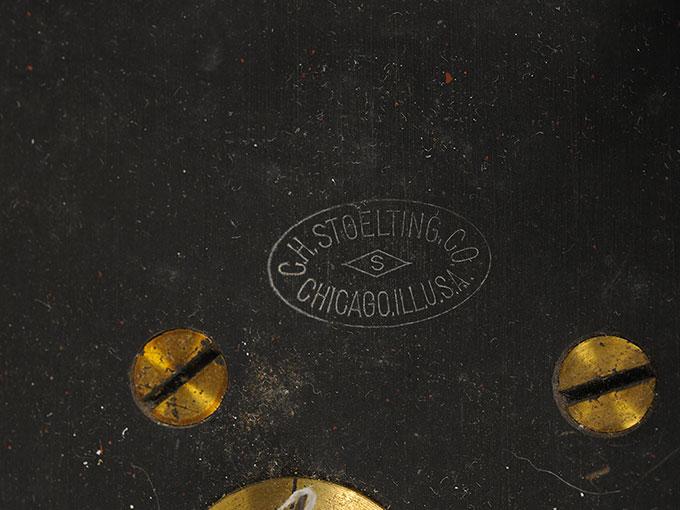 シーショアの聴力測定器シーショア氏聴力測定器8