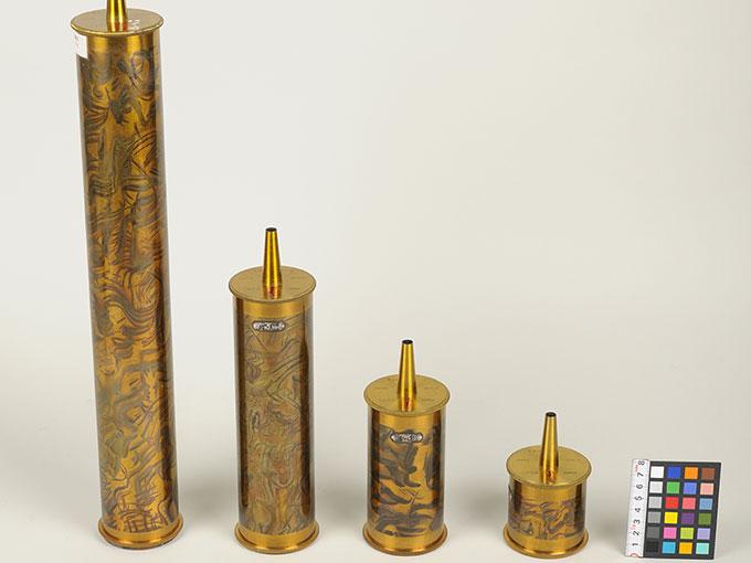 シェーファーの共鳴測定器シェーフェル氏共鳴器2