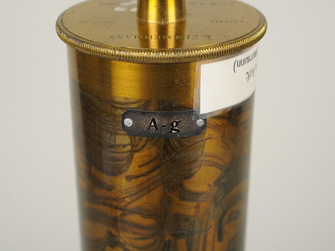 シェーファーの共鳴測定器シェーフェル氏共鳴器3