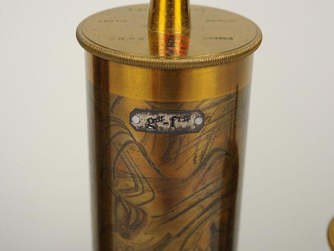 シェーファーの共鳴測定器シェーフェル氏共鳴器4