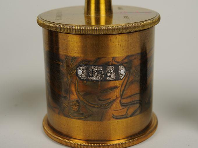 シェーファーの共鳴測定器シェーフェル氏共鳴器6