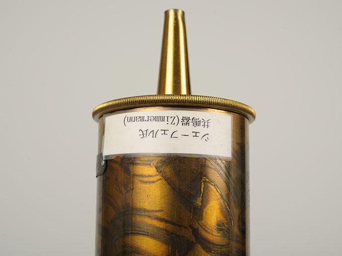 シェーファーの共鳴測定器シェーフェル氏共鳴器7