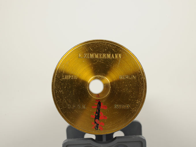 シェーファーの共鳴測定器シェーフェル氏共鳴器9
