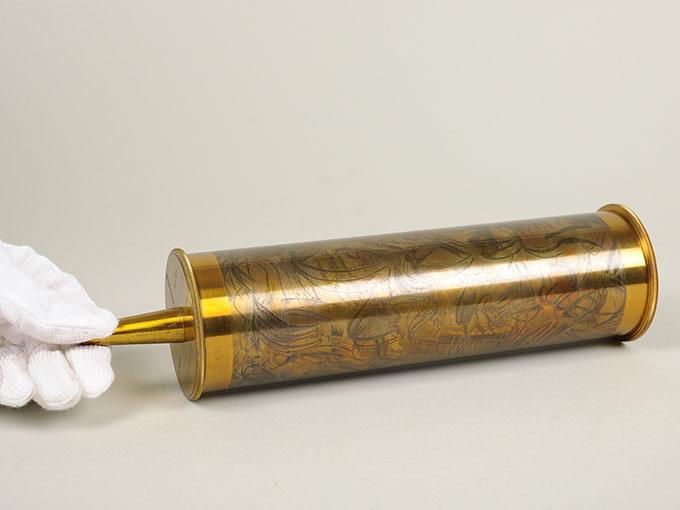 シェーファーの共鳴測定器シェーフェル氏共鳴器11