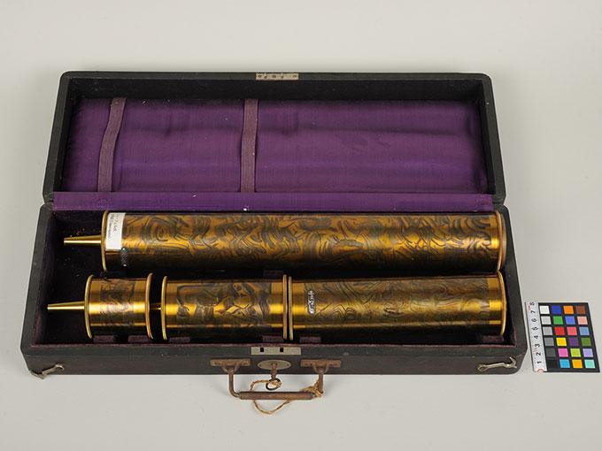 シェーファーの共鳴測定器シェーフェル氏共鳴器15