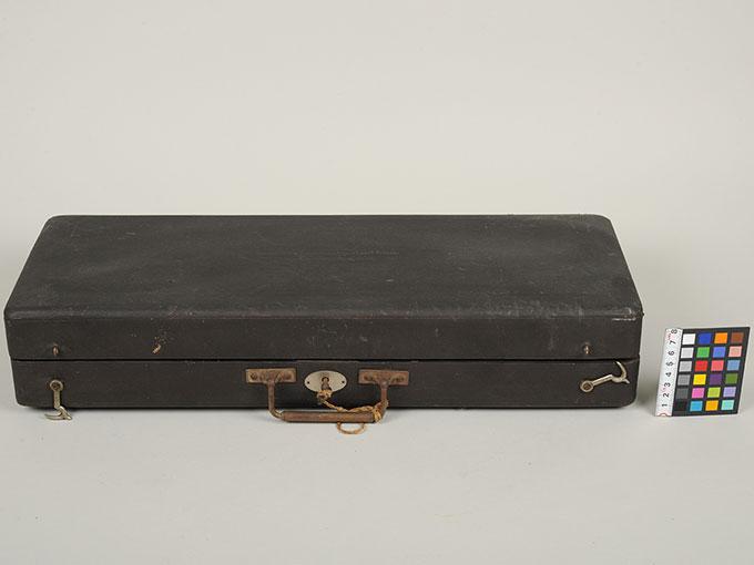 シェーファーの共鳴測定器シェーフェル氏共鳴器17