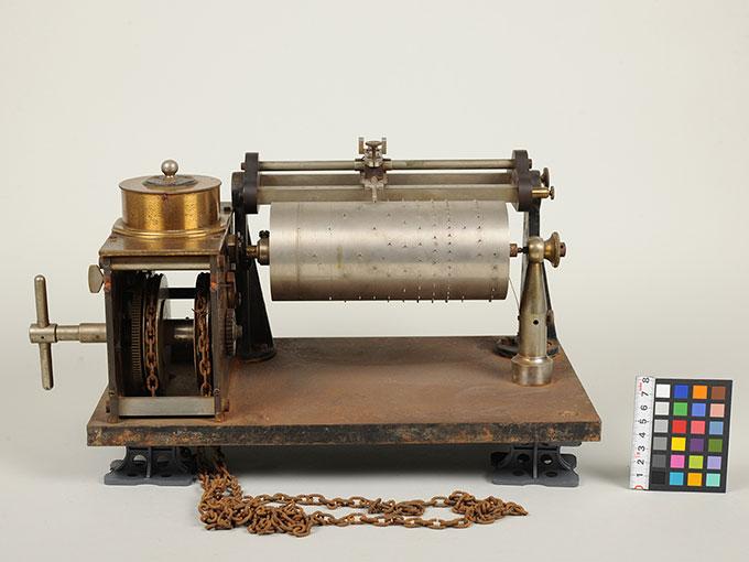 ヴント式リズム発生器Wundt's Timing Apparatus2