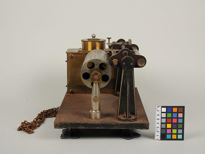 ヴント式リズム発生器Wundt's Timing Apparatus3