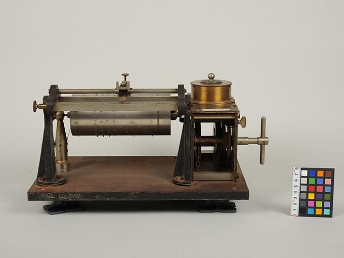 ヴント式リズム発生器Wundt's Timing Apparatus4