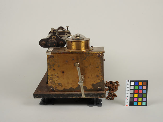 ヴント式リズム発生器Wundt's Timing Apparatus5