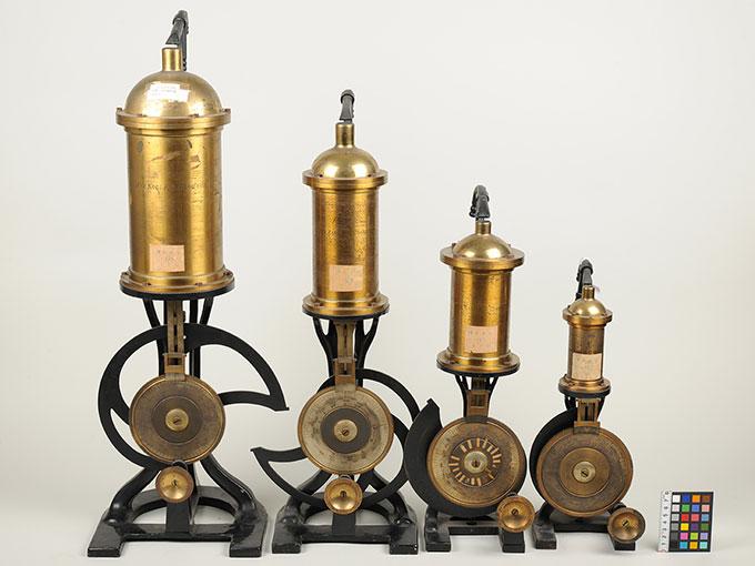 シュテルンの可変音響発生器シュテルン氏音響、音声発生機
