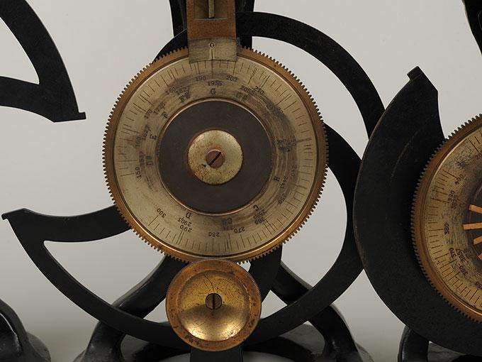 シュテルンの可変音響発生器シュテルン氏音響、音声発生機13