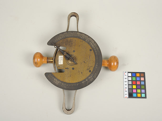 背筋力計(力量計)