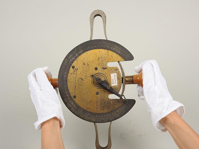 背筋力計(力量計)3