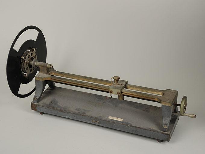 マルべの混色器マルベ(Marbe)の混色の実験装置とその関連機器