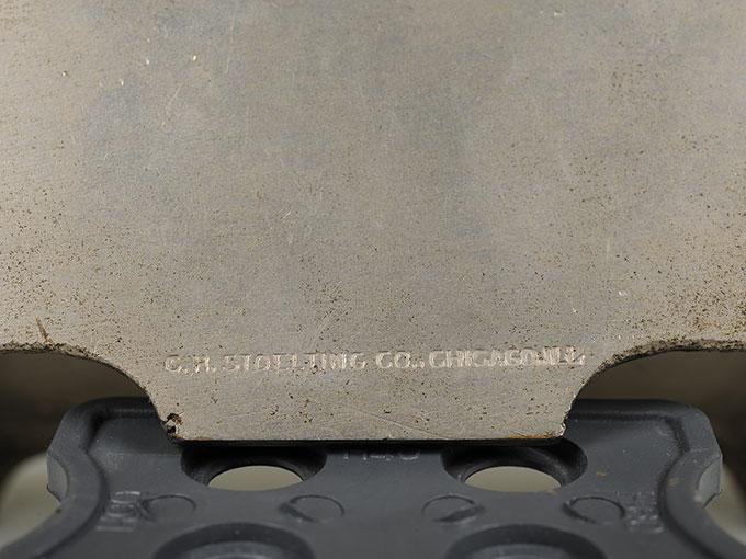 ステディネス・テスト器具6