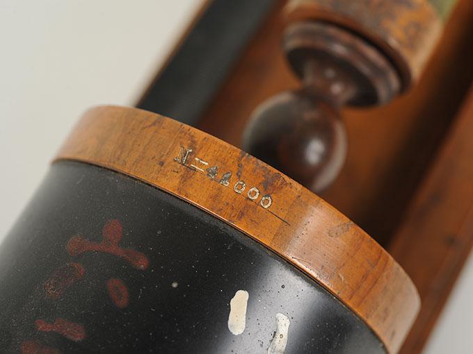 最小可聴音検査器(横形)Schlitteninduktions Apparat nach Du Bois-Reymond9