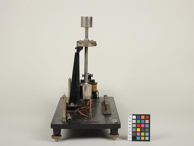 振子型測時計Bergstrom's Penduluum Chronoscope振り子式時間信号発生器2