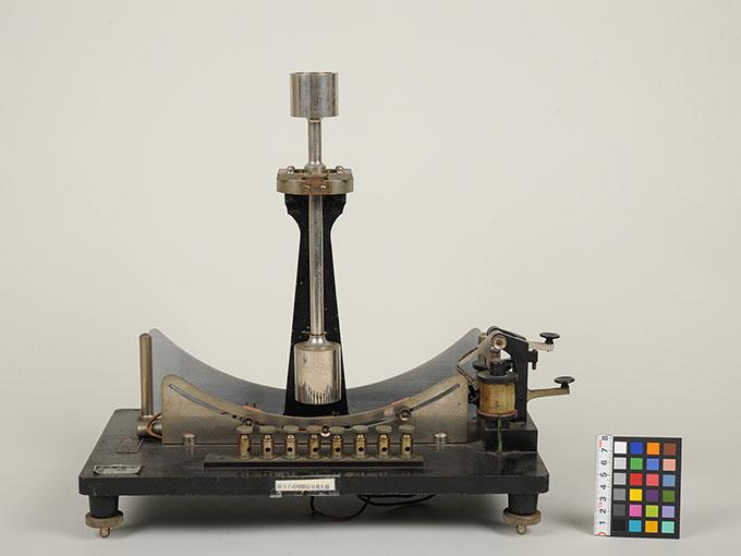 振子型測時計Bergstrom's Penduluum Chronoscope振り子式時間信号発生器3