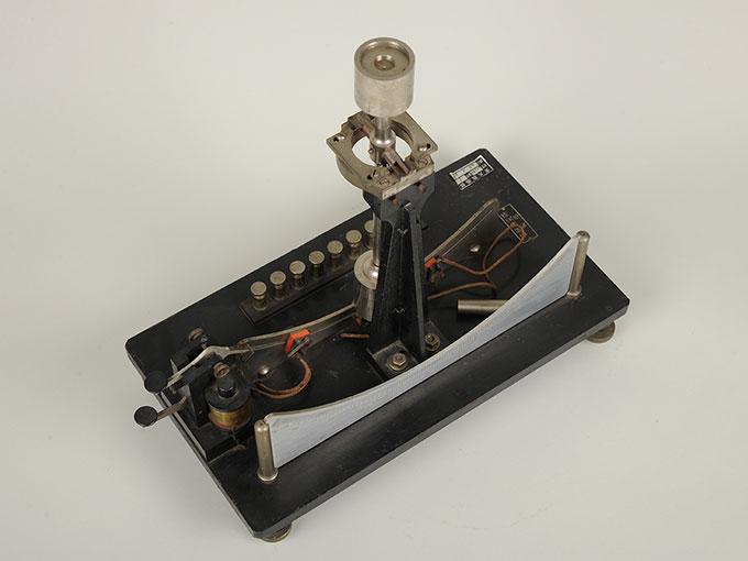 振子型測時計Bergstrom's Penduluum Chronoscope振り子式時間信号発生器8